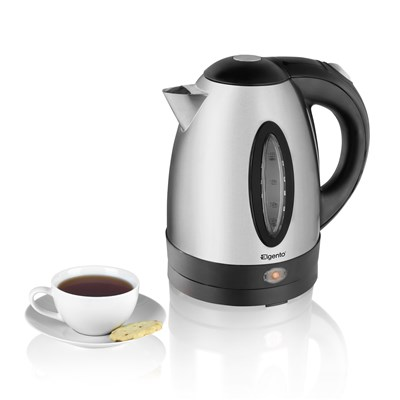 Elgento 1.7L Brushed S/S Kettle
