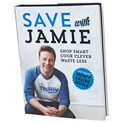 Image of Save With Jamie Oliver Cook Book