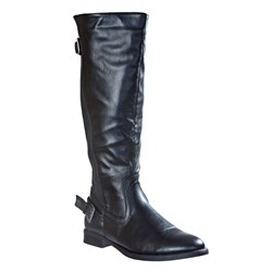 Chelsea Style Knee High Boots
