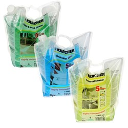 Karcher Variety Triple Pack of Detergent