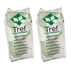 Tref Professional Container Compost Twinpack - 70 Litre