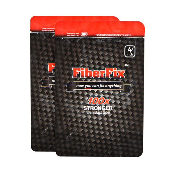 FiberFix Twin Pack No Colour
