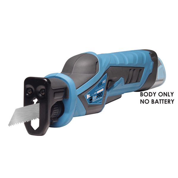 CEL IonPRO Reciprocating Saw - Bare Tool Only - No Battery or Charger