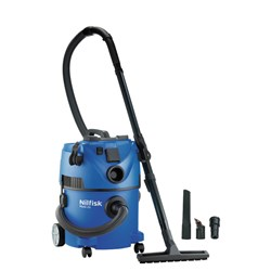 Nilfisk Wet and Dry 1400W 20L Vacuum Cleaner