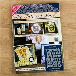 Tattered Lace Magazine Vol 3