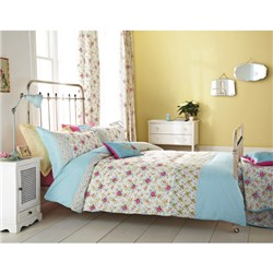 V and A Forget Me Not Single Bedding Bundle