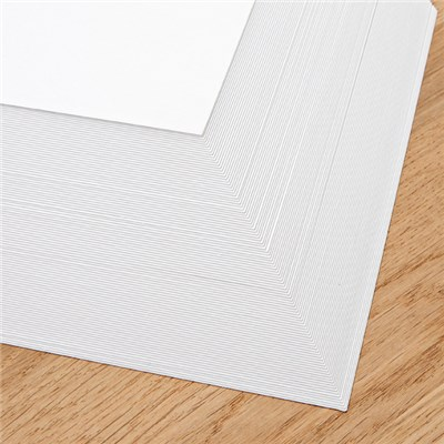 100 Sheets of White Card 250 GSM