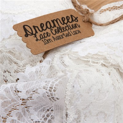 Dreamees Luxury Lace Collection 10M in total