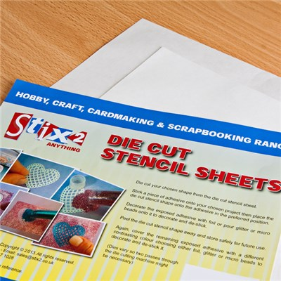 Stix2 Pack of 14 Stencil Sheets