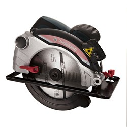 SilverLine 1300W Circular Saw with Laser Guide