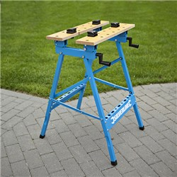 SilverLine Heavy Duty Flip-Top Workbench