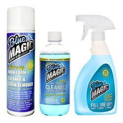 Blue Magic Universal Cleaner Kit