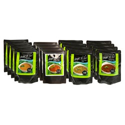 Weight to Go! Soup Bundle - Contains 20 Soups