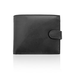 Woodland Leather Tri Fold Mens Wallet