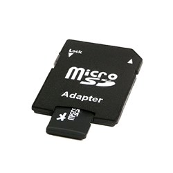 32GB Class 10 Micro SD Card with Adaptor