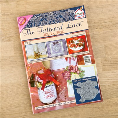 Tattered Lace Christmas Special Magazine