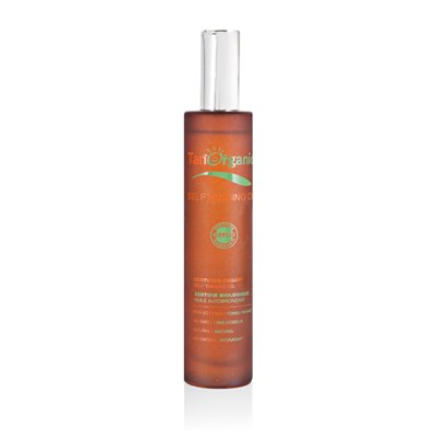 TanOrganic Self Tanning Oil 100ml