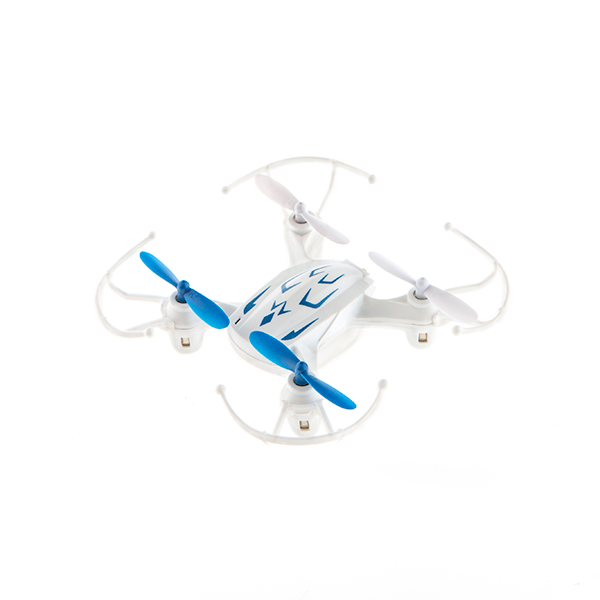 Remote Controlled Nano Drone - Suitable for 8 Years Plus Blue