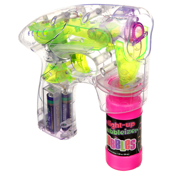 Bubble Gun No Colour