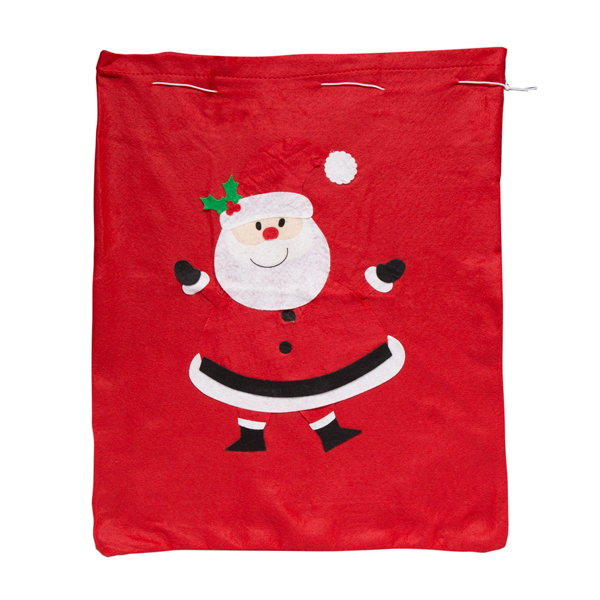 Felt Santa Sack No Colour