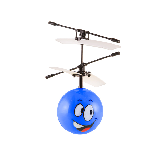 Motion Controlled Hover Ball Blue