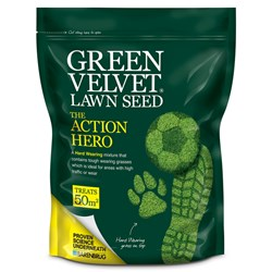 The Action Hero 1.5kg Grass Seed