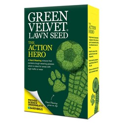 The Action Hero 20kg Grass Seed