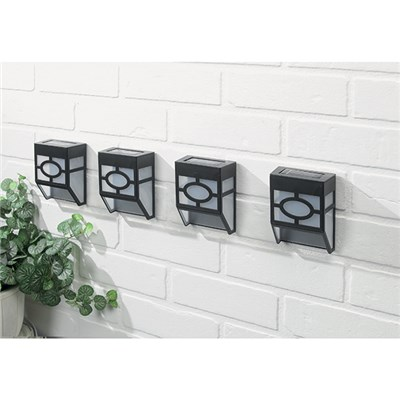 Solar Ambient Lights Pack of 4