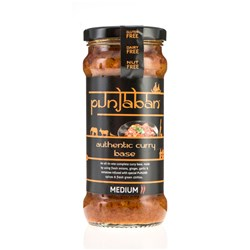 Image of Punjaban Medium Authentic Curry Base