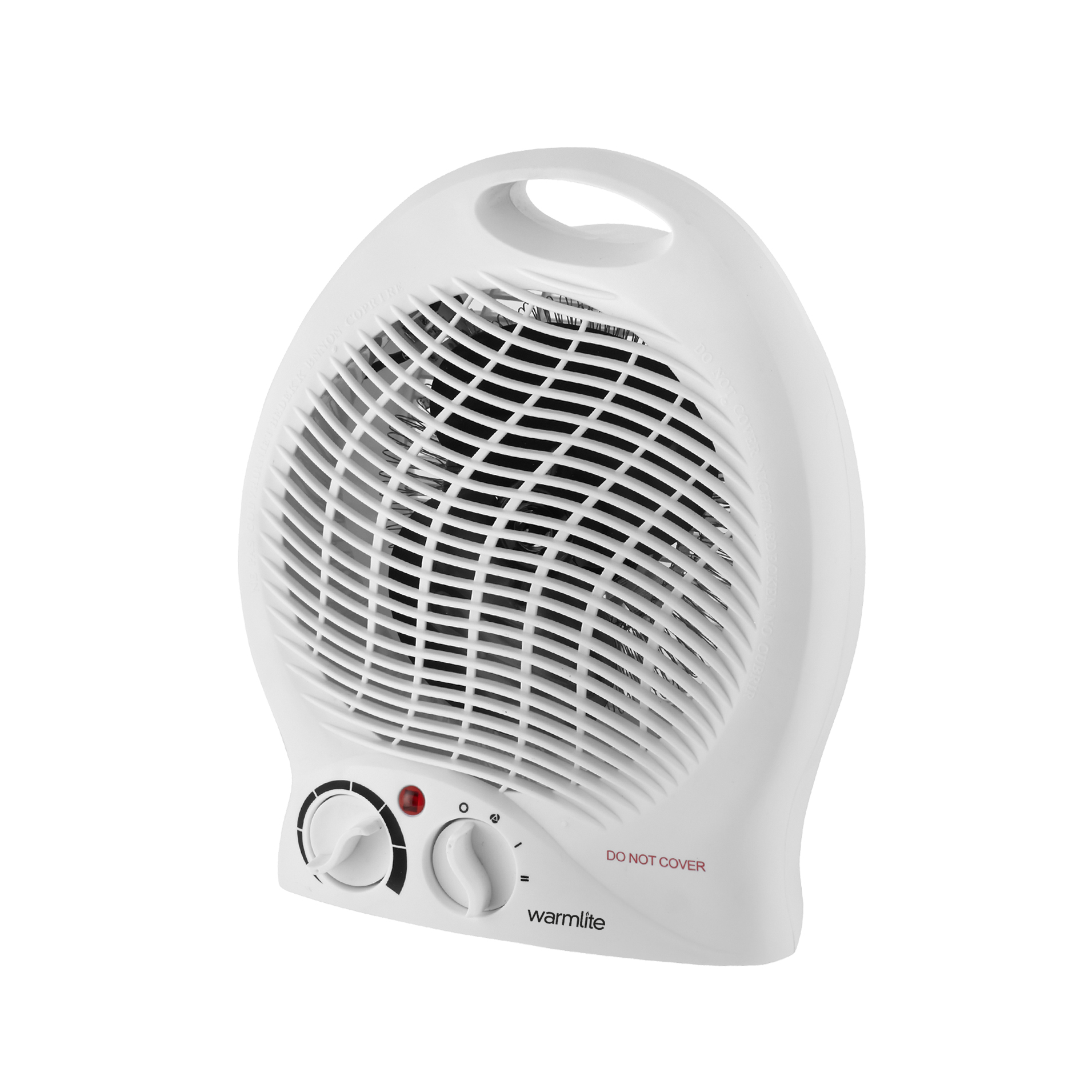 Warmlite 2000W Upright Fan Heater No Colour