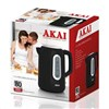 Akai 1.7L Kettle - Black