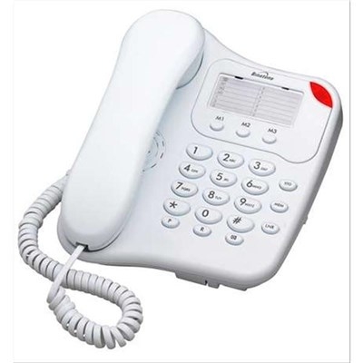 Binatone Corded Phone - White
