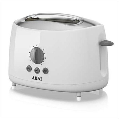 Akai 2 Slice Cool Touch Toaster