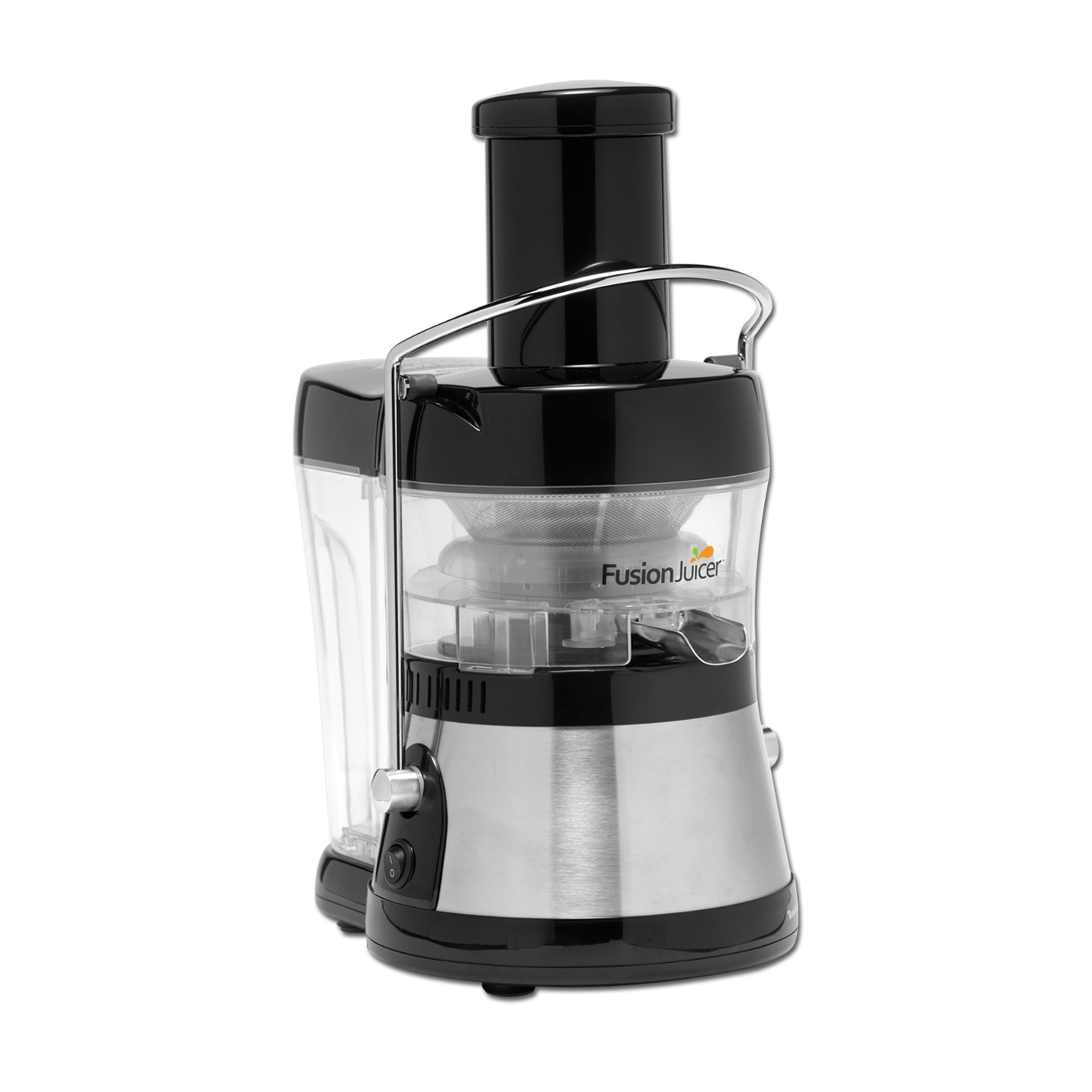 Fusion Fusion Juicer Chrome Chrome No Colour