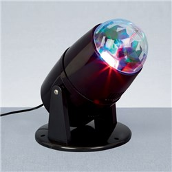 Indoor Crystal Ball LED Lamp