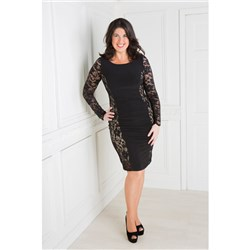 Isabella Lace Miracle Dress