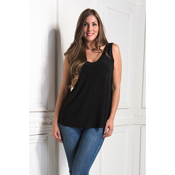 Reflections Two Way Cami Black
