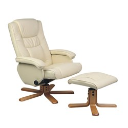 Birlea Vincenza Massage Chair with Heat and Massage