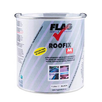 Roofix Multi-Surface Roof Repair - 1 Litre Tin