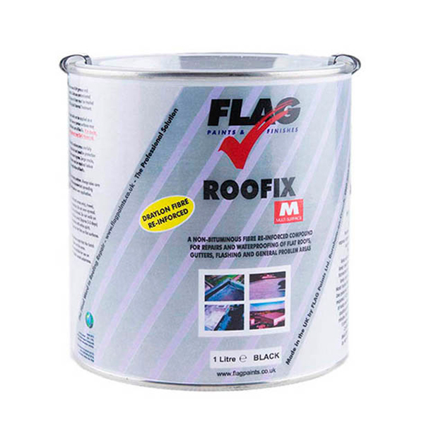 Roofix Multi-Surface Roof Repair 1L Black