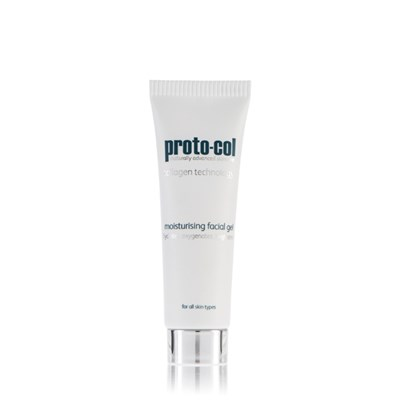 Proto-col Coral and Collagen Moisturising Facial Gel 20ml