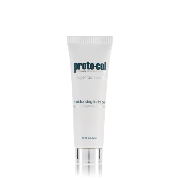 Proto-col Coral and Collagen Moisturising Facial Gel 20ml No Colour