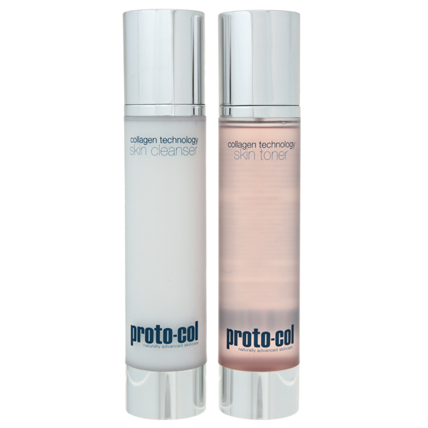 Proto-col Cleanser and Toner 120ml Duo No Colour