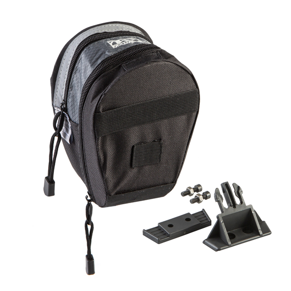 M Wave Expanding Quick Release Seat Bag No Colour