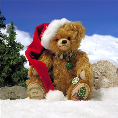 Hermann 2014 Christmas Bear by HERMANN - Spielwaren