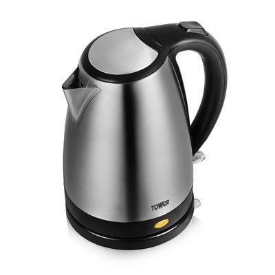 Tower 1.7L Brushed S/S Kettle