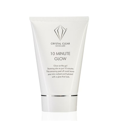 Crystal Clear 10 Min Glow Peel Off Mask 100ml