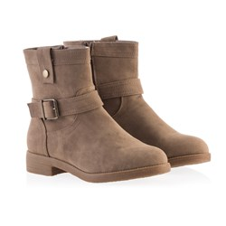 Comfort Flat Boot With 2 FREE Pairs Of Boot Cuffs Worth 9.99