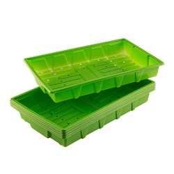 5 x Seed Trays with Holes