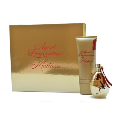 Agent Provocateur Maitesse Gift Set EDP 50ml Body Wash 100ml